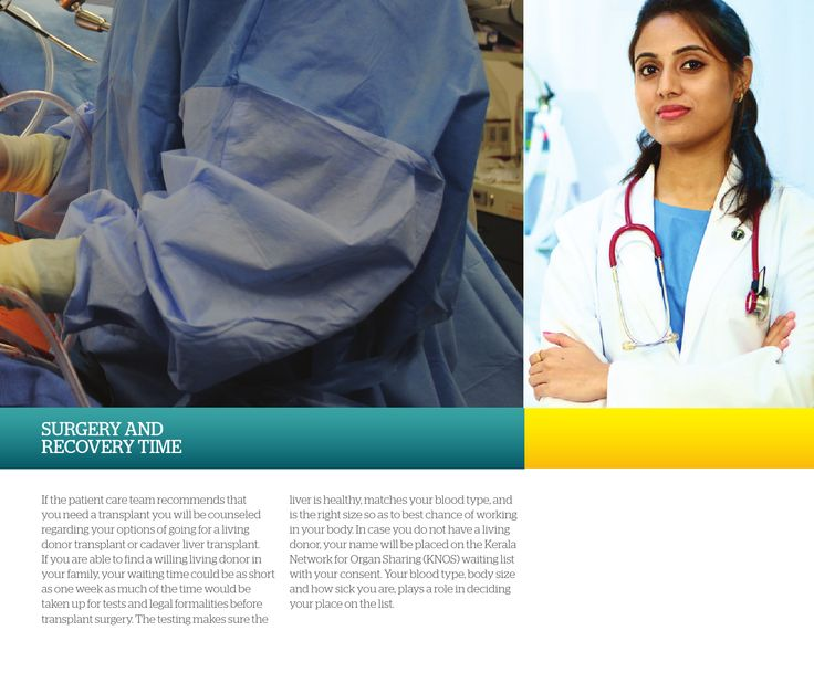 WHAT IS THE SURGERY AND RECOVERY TIME OF LIVER TRANSPLANT IN KERALA.