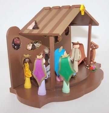 32 best quilling images on pinterest quilling paper quilling christmas quilling nativity solutioingenieria Gallery