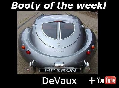 Unusual classic #Booty. The DeVaux with video > http://buff.ly/1rqQ1QG