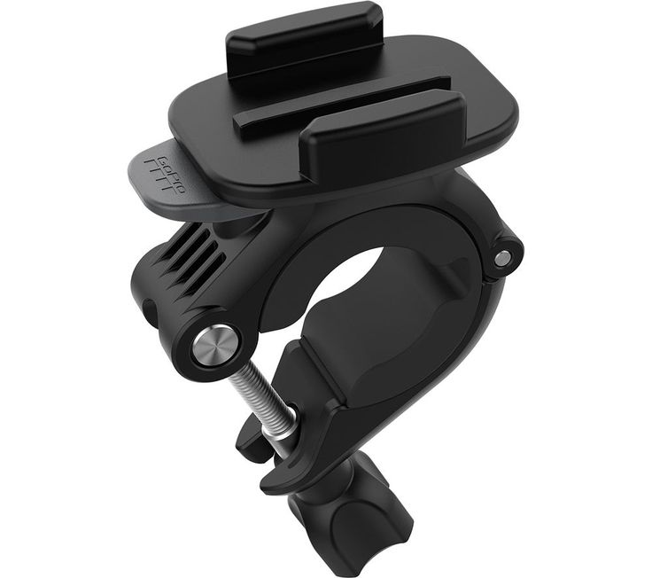 Buy Gopro AGTSM-001 Tube Mount - Black, Black Price: £34.99 Mount your GoPro camera with confidence using the GoPro AGTSM-001 Tube Mount.Suitable for any tube with a diameter of 9 - 35 mm, the mount can be used with handlebars, seatposts, ski poles and more. Its hinged and non-slip design can be set up in seconds and ensures that your GoPro camera remains stable.The 360° rotating base has 16...