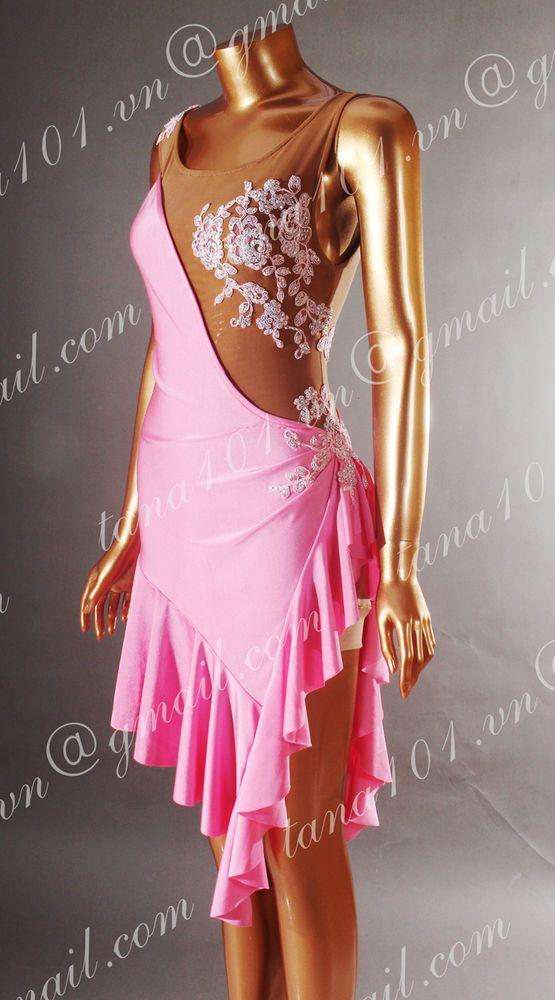 Vestido de baile Latin Salsa salón de baile de ritmo la competencia-Talla S, M, L (HS1077) | Ropa, calzado y accesorios, Trajes de baile, Trajes de baile para adultos | eBay!