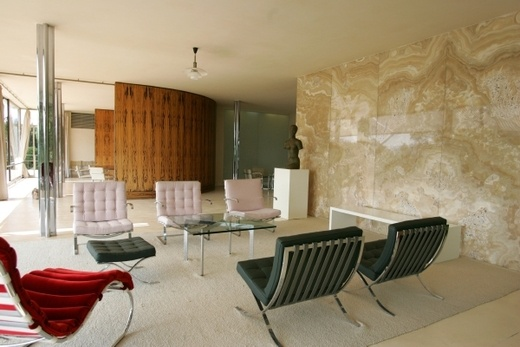 Villa Tugendhat - Our Living showroom is almost 1km from Viila Tugendhat - functionalist building by architect Ludwig Mies van der Rohe. So If you are looking for accomodation nearby, visit our pages www.livingshowroom.cz and book your stay!