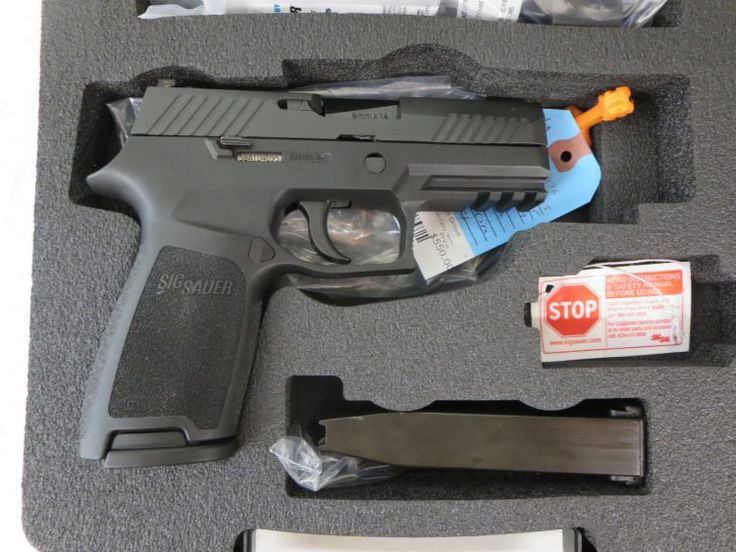 On Consignment:  Sig Sauer P320 Carry 9mm w/ night sights, extra magazine and case $550 - http://www.gungrove.com/on-consignment-sig-sauer-p320-carry-9mm-w-night-sights-extra-magazine-and-case-550/