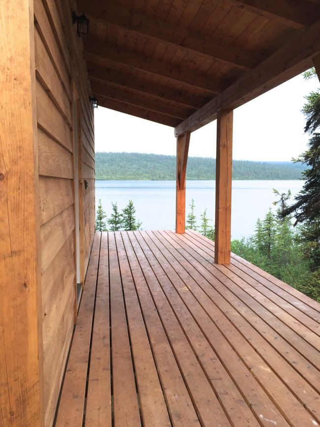 Hand Building a Timberframe Shed Deck Roof | Ana White DIY Projects