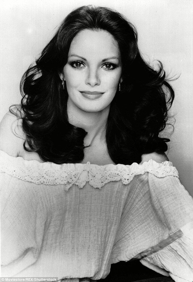 Jaclyn Smith - what a beauty!!