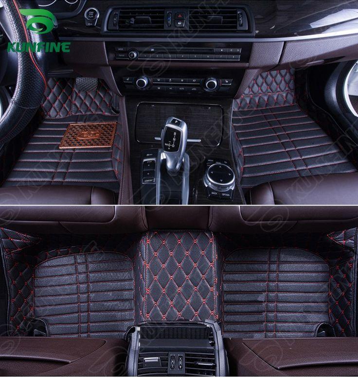 Top Quality 3D car floor mat  for KIAFORTE  foot mat car foot pad 4 colors Left hand driver drop shipping #Affiliate