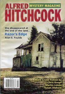 Alfred Hitchcock Mystery Magazine Mar/Apr 2017