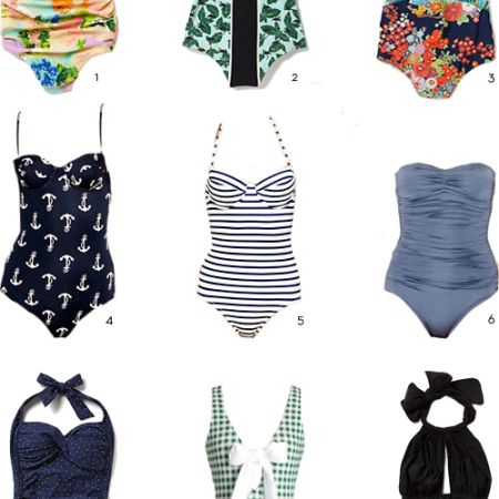 maternity bathing suits | mint