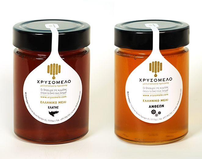 ΧΡΥΣΟΜΕΛΟ - μελιστάλαχτα προϊόντα
