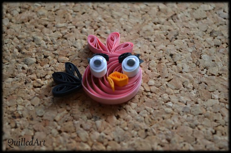 17 Best Images About Angry Birds On Pinterest: 17 Best Images About Quilling