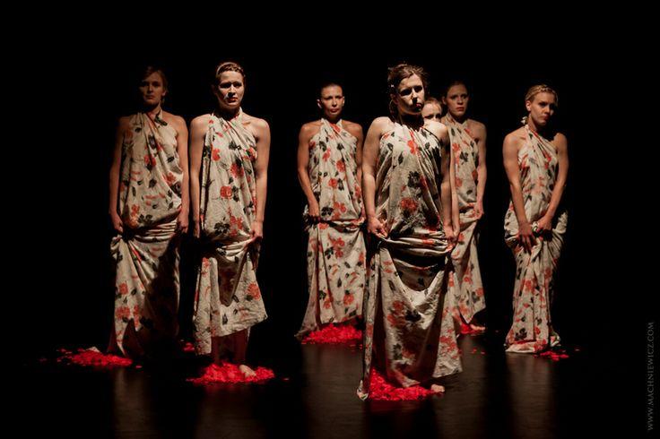 TAKARAZUKA camp, Krakowski Teatr Tańca, fot. K. Machniewicz, taniec, Kraków #KCC