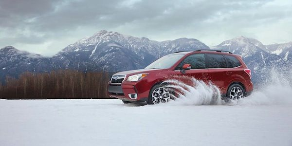 These four AWD versions set Subaru vehicles apart from competition