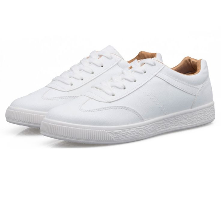 AYF Men's Casual Shoes Fashion Sneakers Athletic Leather Shoes 2 Color  #AYF #FashionSneakers
