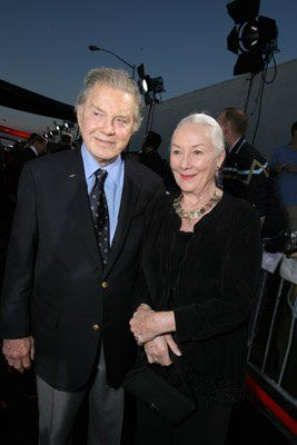 Rosemary Harris and Cliff Robertson at event of Spider-Man 3 (2007) ®....#{T.R.L.}