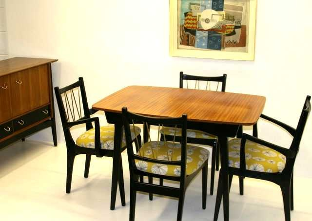 Retro Style Dining Set Circa 1950s. £450 From Http://www.