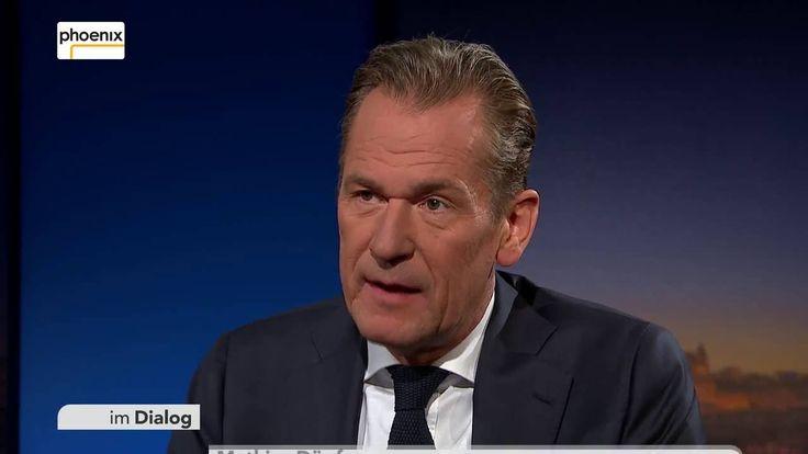 Im Dialog: Michael Hirz im Gespräch mit  Mathias Döpfner 23.09.2016