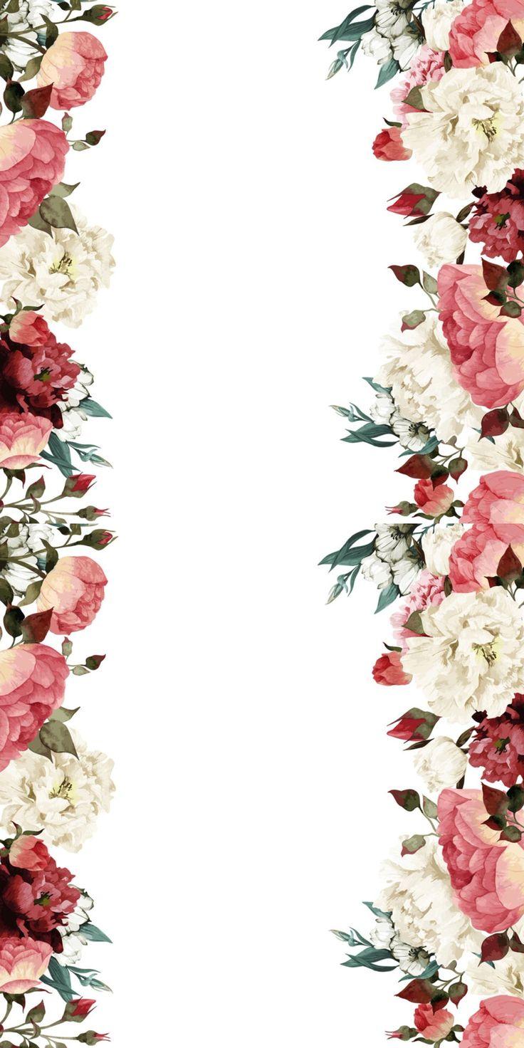 Best 25+ Floral border ideas on Pinterest | Watercolor ...