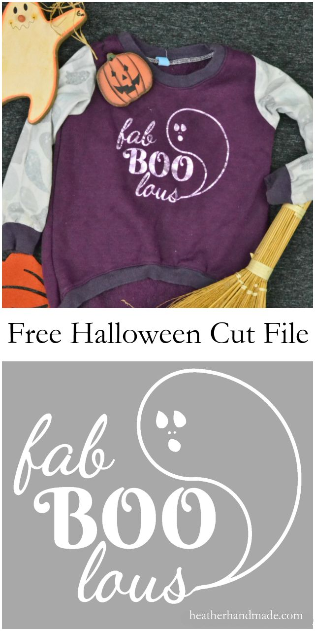0811302d Use this free Halloween svg to make your own punny ghost tee shirt! It's  perfect for any age, and it would be fun for a Halloween party! Free Ghost  Cut File ...