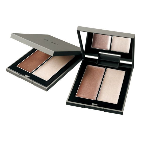 THREE Shimmering Glow Duo - Everglow #THREE