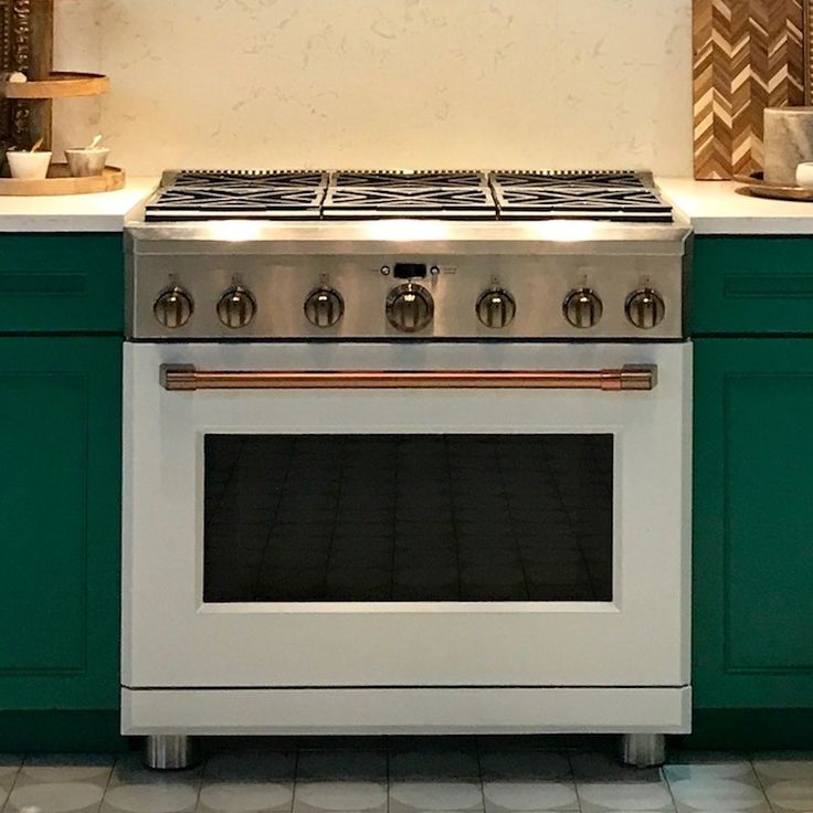 How to Mix Colorful Kitchen Appliances and not Muck It Up