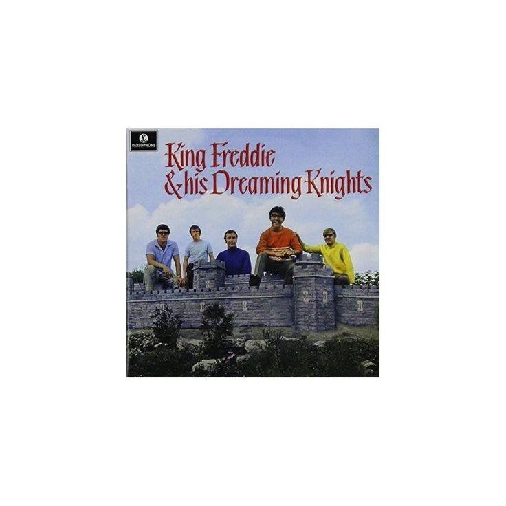 Freddie & the Dreamers - King Freddie & Dreaming Knights (CD)