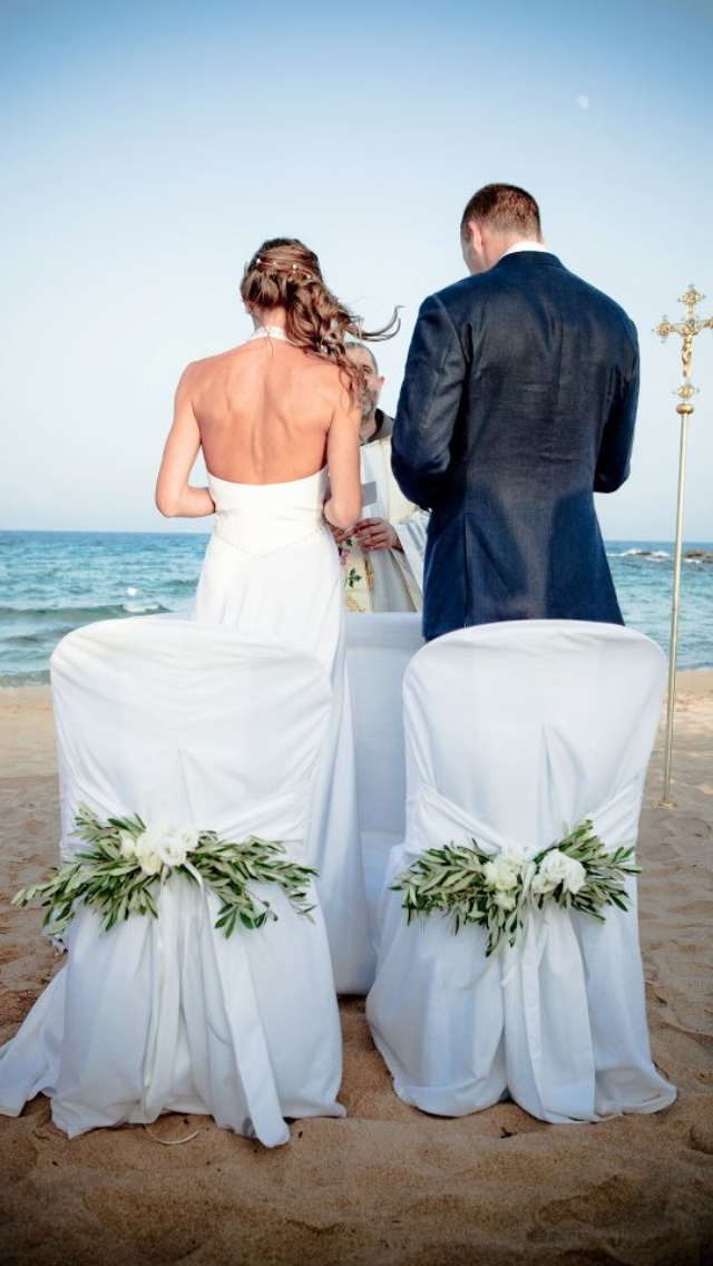 Beach Wedding deco