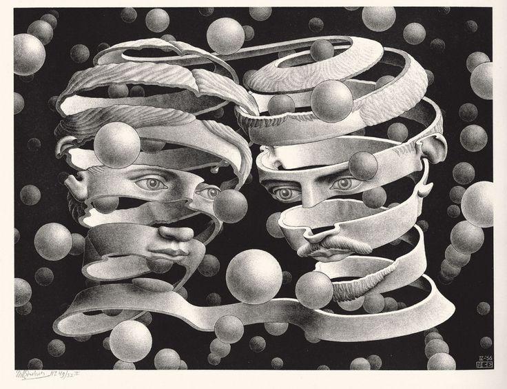 El universo surrealista de Escher llega a Madrid   hoyesarte.com - Primer diario de arte y cultura en lengua española