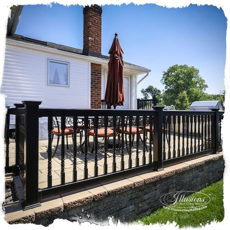 47 Best Images About Illusions Vinyl Railing System On