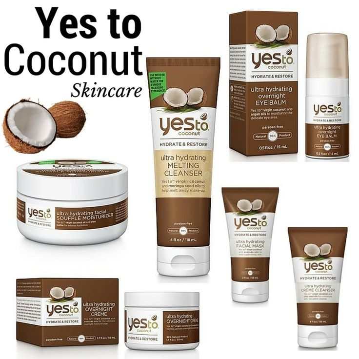 New Yes To Coconut Skincare for Spring 2016 | http://www.musingsofamuse.com/2016/01/new-yes-to-coconut-skincare-for-spring-2016.html