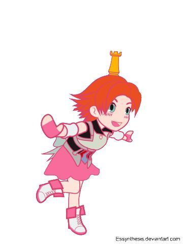 "rwby sprites nora - Google Search| ""I'm queen of the castle, I'm queen of the castle!"" ""Nora!"""