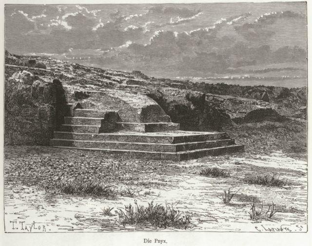 1887, Pnyx  - SCHWEIGER LERCHENFELD, Amand von