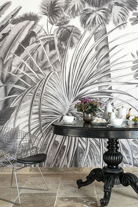 les 25 meilleures id es concernant papier peint 4 murs sur pinterest murs peints textur. Black Bedroom Furniture Sets. Home Design Ideas