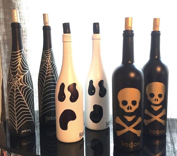 Bottles of BOO's