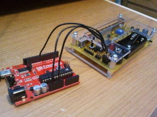 Arduino True Random Number Generator