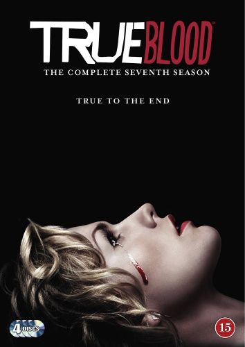 True Blood - Sesong 7 (4 disc) (DVD)