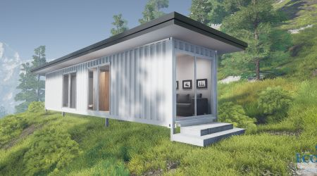 sch1-single-40ft-container-cabin plans