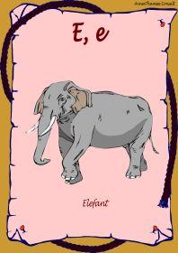 Alfabetul animalelor
