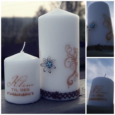 First candles