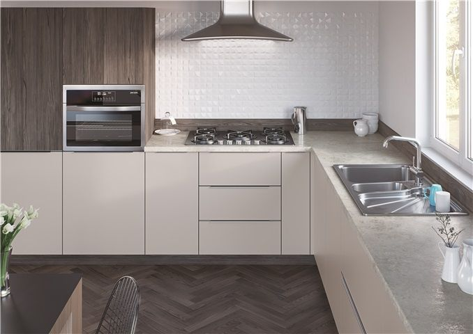 Egger Kitchen Worktop F312 St87 Ceramic Chalk Ceramic