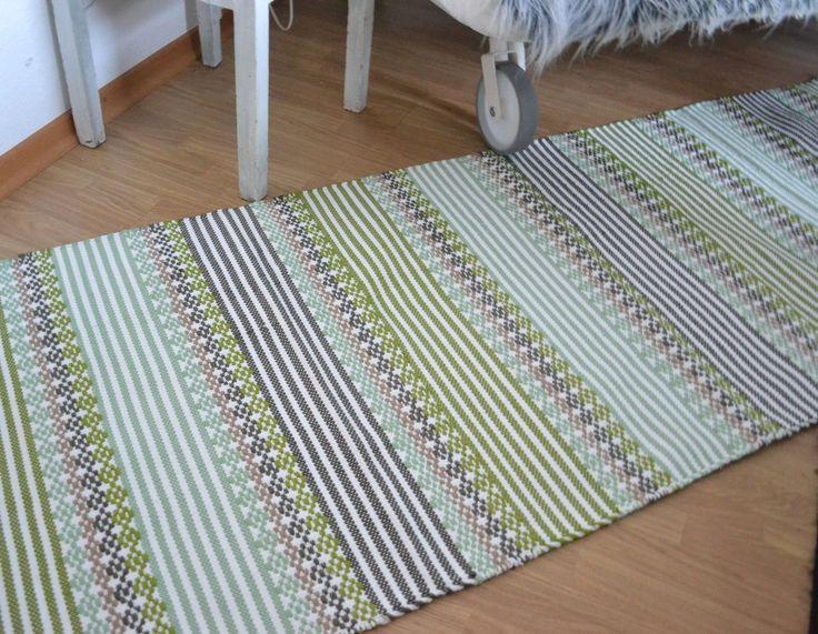 Mer enn 25 bra ideer om Teppich waschbar på Pinterest - läufer für küche