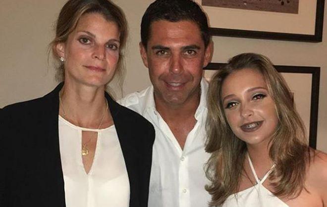 Αθηνά Ωνάση: Υποδέχτηκε το 2016 σε ένα λαμπερό πάρτι μαζί με τον σύζυγό της και την κόρη του!