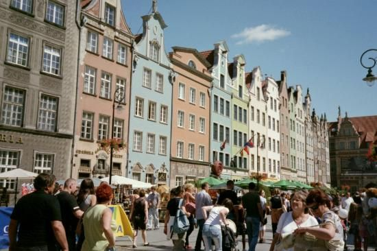 gdansk old town is beautiful - i would pick up a map and do your own walking tour. lots of different buildings and interesting history.