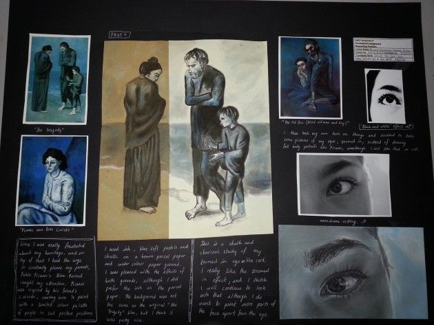 'Torn apart' - an A* IGCSE Coursework project by Aoife Ong from Mutiara International Grammar School in Malaysia