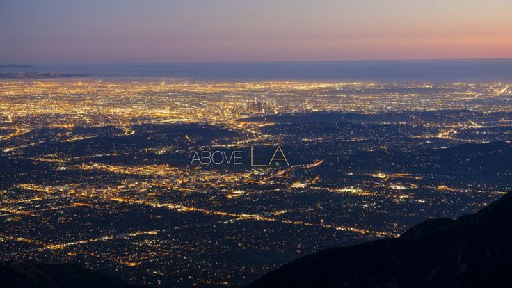 See Los Angeles From Above in This Amazing Video