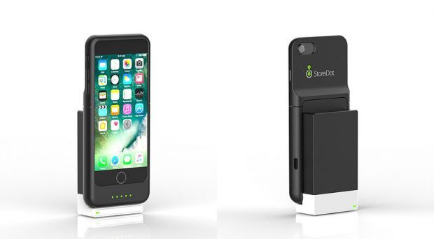 Bateria de telefon care se incarca in doar 5 minute va fi lansata curand