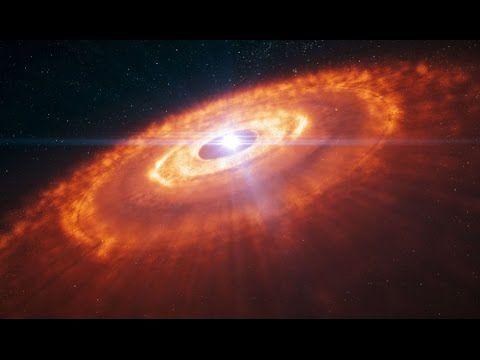 Hubble Teleskop zeigt Entstehung von Sternen - Schwarze Löcher   Hubble ...