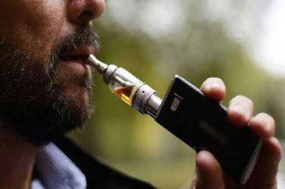 Απόφαση ΣτΕ:Απόφαση σοκ για όσους καπνίζουν ηλεκτρονικό τσιγάρο: Το ηλεκτρονικό τσιγάρο θα υπάγεται στις ίδιες απαγορεύσεις με το κοινό τσιγάρο!