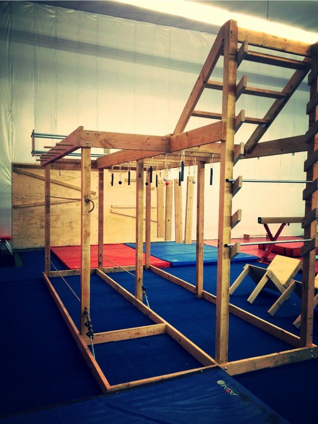 Best ninja warrior course ideas on pinterest