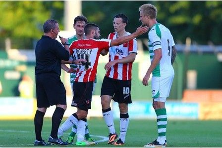 Yeovil Town prove too strong for Exeter City in friendly game