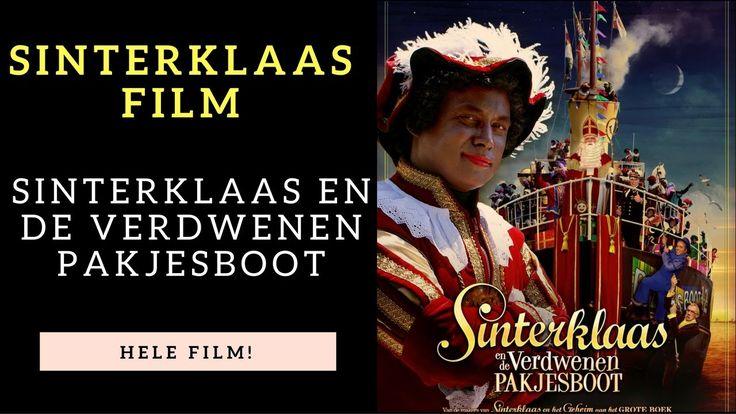 (HELE FILM!) Sinterklaas en de Verdwenen Pakjesboot (2009) Sinterklaasfi...